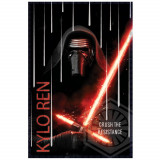 Plaid polaire Star Wars couverture enfant Disney Kylo Ren