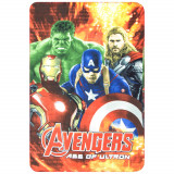 Plaid polaire Avengers couverture enfant Disney mod1