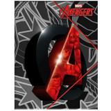 Pochette a rabat Avengers Elastique chemise plastique A4