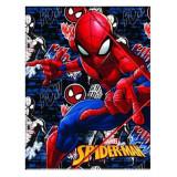 Grande pochette a rabat Spiderman Elastique Chemise Ecole