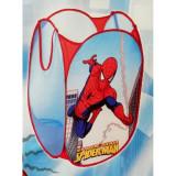 Rangement Spiderman Pop Up pliant jouet peluche bac à linge panier