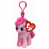 Porte cle My Little Pony rose Pinkie Pie Peluche