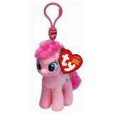 Porte cle Mon Petit Poney rose Pinkie Pie Peluche