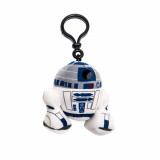 Porte cle R2D2 Star Wars peluche