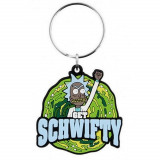 Porte-Clés GB Eye Rick et Morty : Get Schwifty