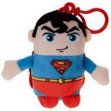 Peluche Porte cle Superman 11 cm clef