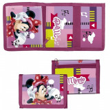 Porte monnaie Minnie Mouse porte feuille Disney enfant