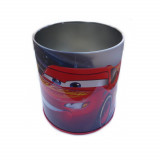 Pot a crayon en metal Cars Disney