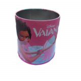 Pot a crayon en metal Vaiana Disney