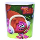 Corbeille a papier Les Trolls poubelle enfant Disney Poppy