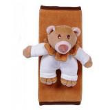 Protège ceinture bébé ou enfant ours en peluche