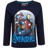 Pull Sweat Les Avengers T-shirt manche longue 8 ans bleu