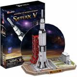 Puzzle 3D Navette Spatiale Fusee saturne V Rocket Maquette NASA