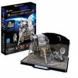 Puzzle 3D Module Lunaire Apollo 104 pieces Maquette Espace