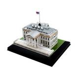 Puzzle 3D La Maison Blanche LED Maquette Lumineux President