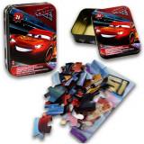 Puzzle Cars 3 Boite Métal 50 pièces