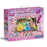 Puzzle Interactif Princesse 35 pieces Disney enfant