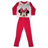 Pyjama Minnie taille 7 ans manche longue pantalon fille