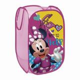 Rangement Pop Up Minnie jouet peluche  bac à linge pliant panier