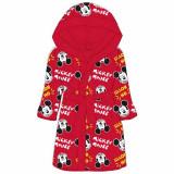 Robe de chambre 6 / 8 ans Mickey Mouse peignoir enfant rouge tete