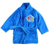 Robe de chambre 2 / 3 ans PJ Masks peignoir capuche bleu