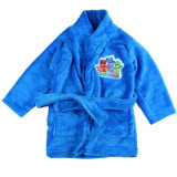 Robe de chambre 6 / 8 ans PJ Masks peignoir capuche bleu