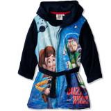 Robe de chambre 8 ans Toy Story peignoir enfant bleu