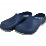Sabot de jardin taille 41 chaussure de travail jardinage bleu