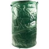 Sac a déchet 120 litres pop up poubelle jardin