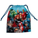 Sac tissu souple Disney Avengers Gym piscine PM