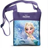 Sac bandouillère La Reine des Neiges Disney Besace Elsa
