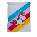 Sac souple licorne ecole gym piscine Arc en ciel