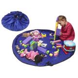 Sac de rangement tapis jouet jeu enfant transport