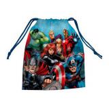 Sac souple Disney Avengers Gym piscine ecole sac a dos tissu