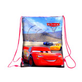 Sac souple Cars Disney Gym piscine tissu Star