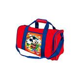 Sac de sport Mickey Mouse voyage Disney Rouge