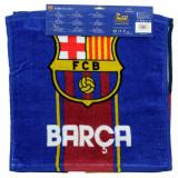 1 serviette Disney FC Barca essuie main 30x30cm ecole Barcelone enfant