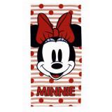 Drap de bain Minnie Mouse serviette plage piscine tete