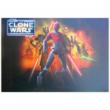 Set de table Clone Wars, sous main Star Wars 3