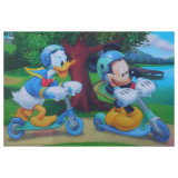 Set de table Mickey Mouse 3D sous main troti