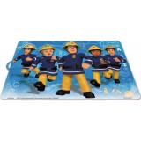 Set de table Sam Le Pompier sous main repas enfant
