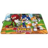 Set de table Sonic sous main repas enfant