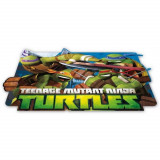 Set de table Tortue Ninja Disney repas enfant, sous main