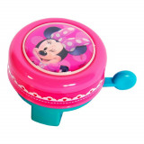 Sonnette metal ronde Minnie, velo enfant new