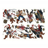 Stickers Mural Pirates des Caraibes Disney Muraux XL
