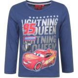Pull Sweat Cars T-shirt manche longue 8 ans bleu mod2