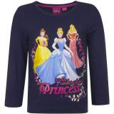 Pull Princesse T-shirt manche longue 6 ans bleu