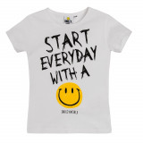 T-Shirt Smiley 4 ans enfant Emoji Tee Shirt