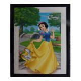Tableau Blanche Neige 20 x 25 cm Disney cadre princesse