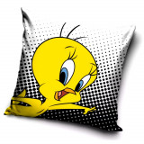 Taie d'oreiller Titi 40 x 40 cm Looney Tunes canape Coussin